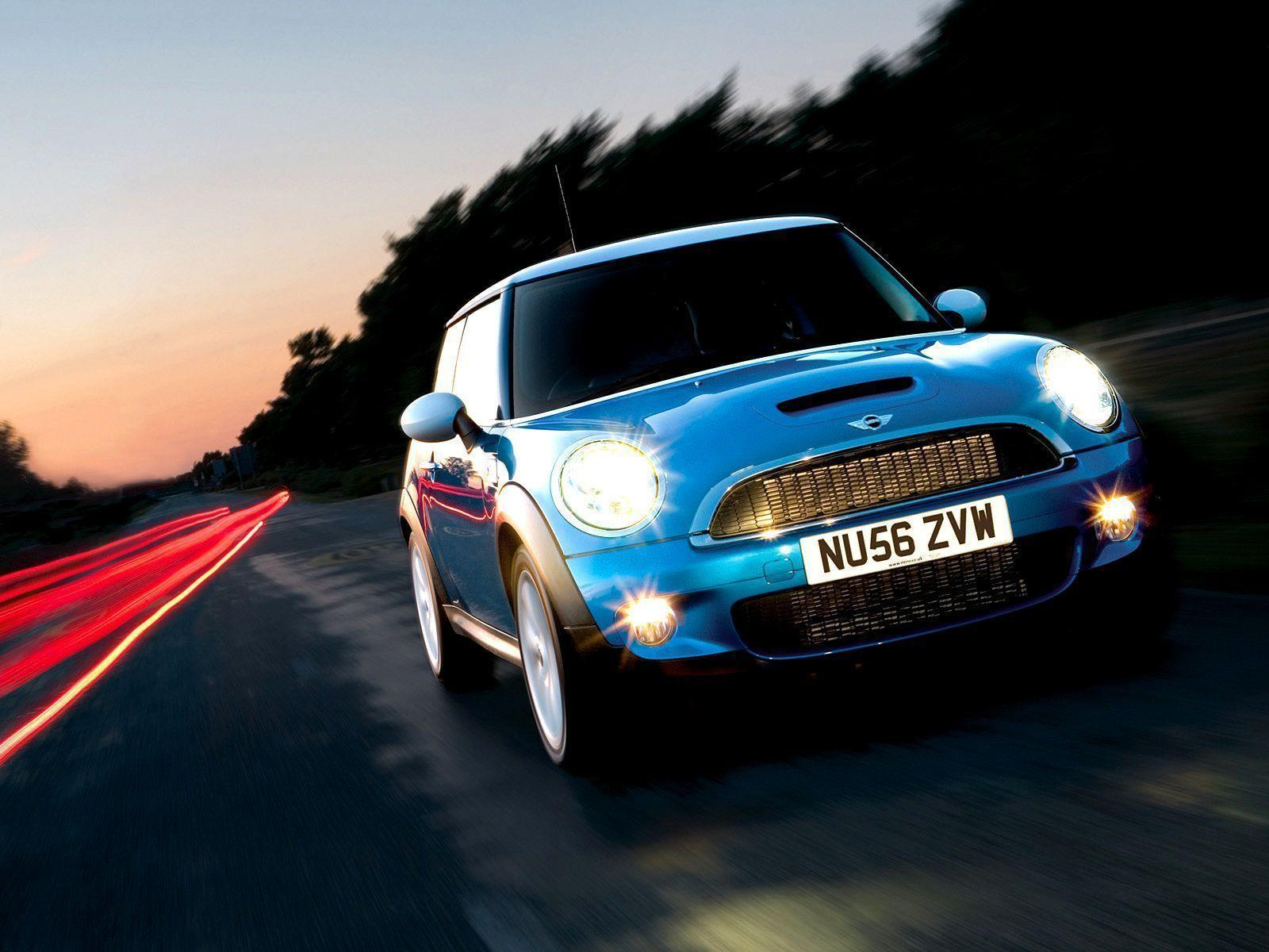 Cars mini cooper s wallpapers