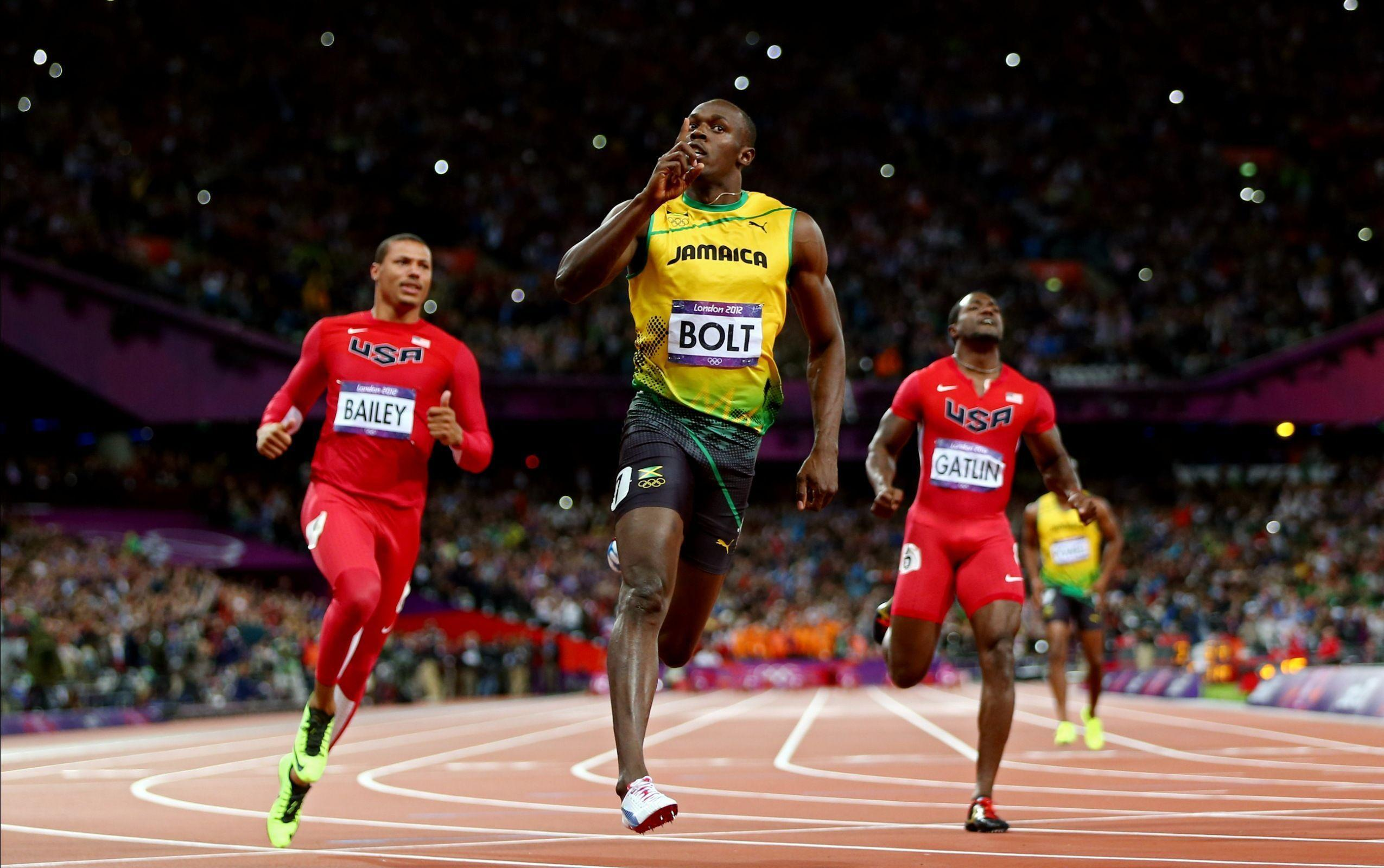 Usain Bolt Desktop Wallpaper | Usain Bolt Pictures | New Wallpapers