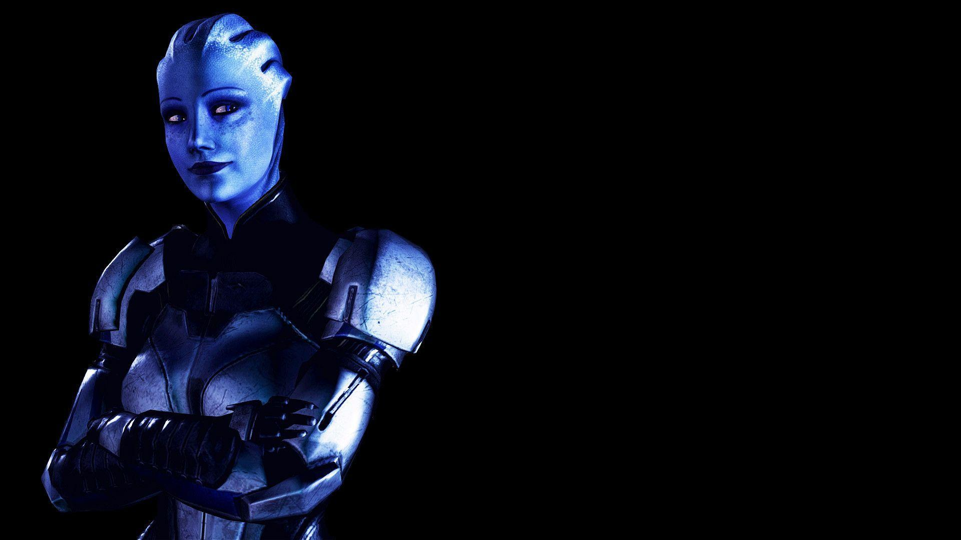 Liara T Soni Wallpapers Wallpaper Cave