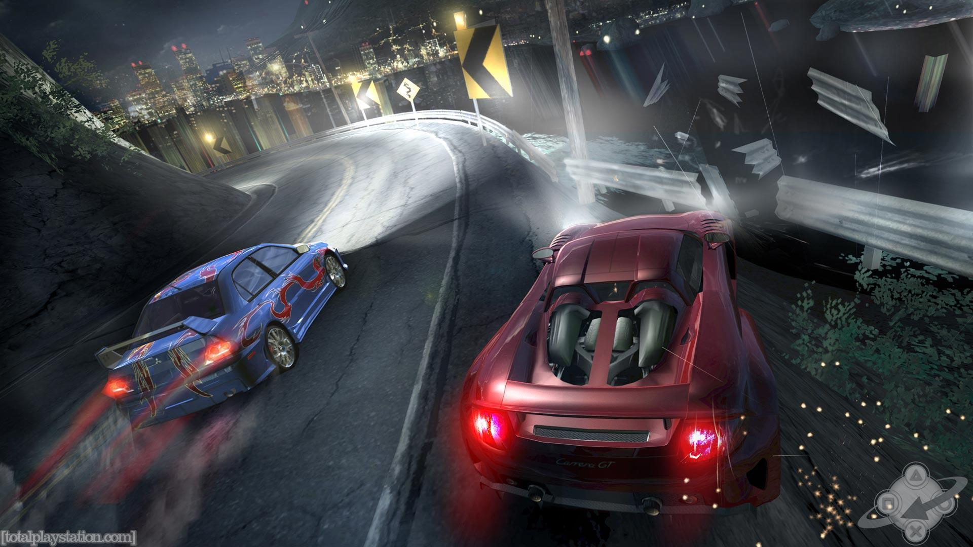 Need For Speed Carbon Wallpapers Wallpaper Cave