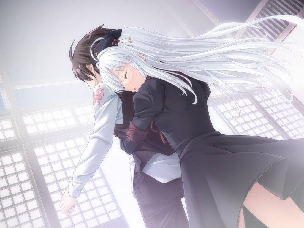 romantic anime wallpaper - photo #22
