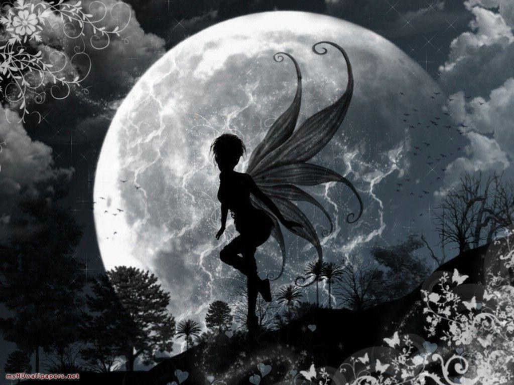vampire fairy wallpaper backgrounds - photo #48