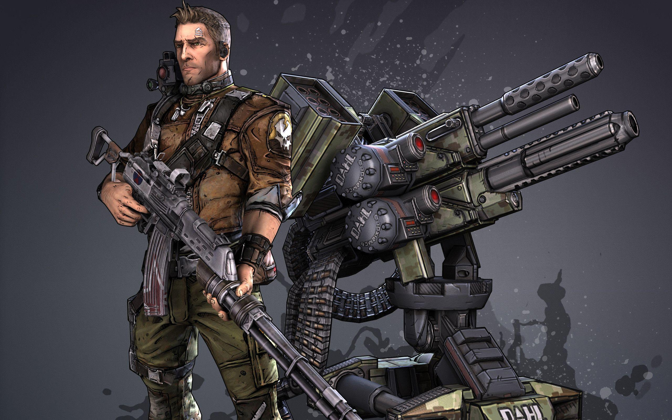 borderlands 2 wallpaper axton - photo #2