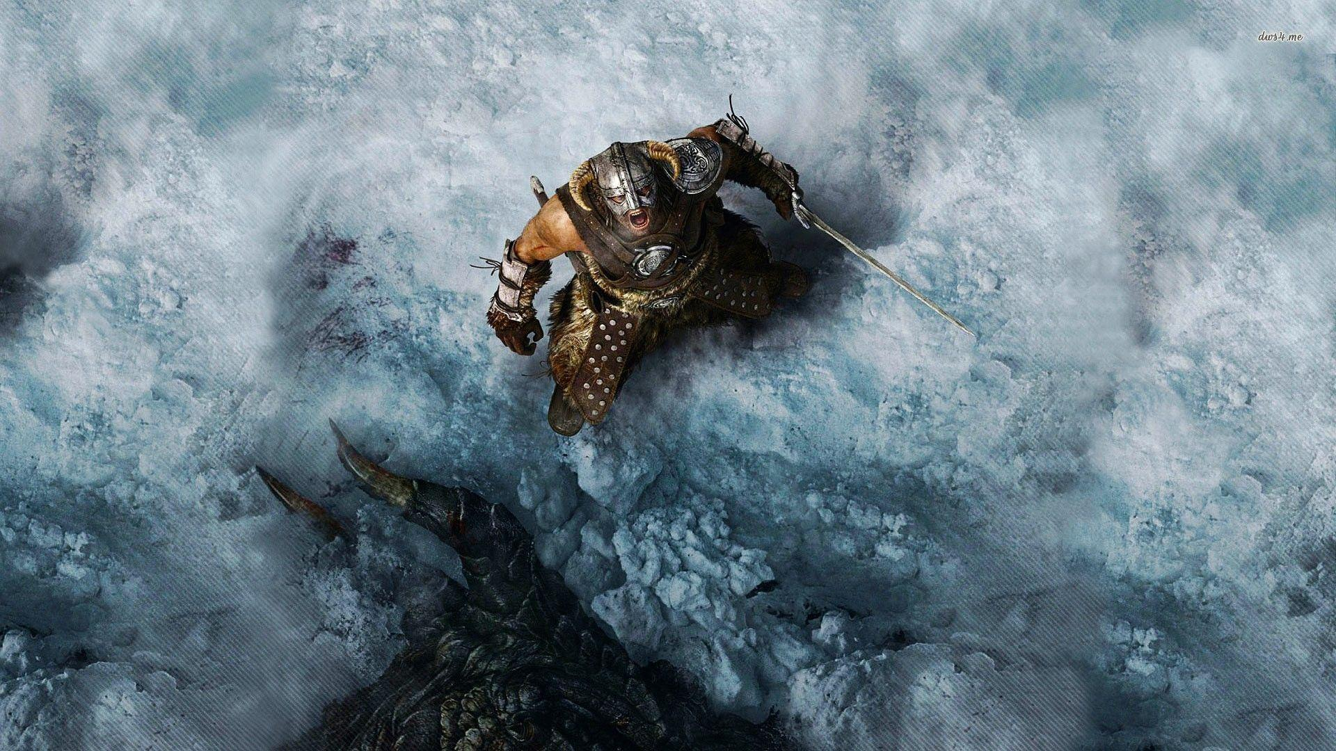 The Elder Scrolls V Skyrim Wallpapers - Wallpaper Cave