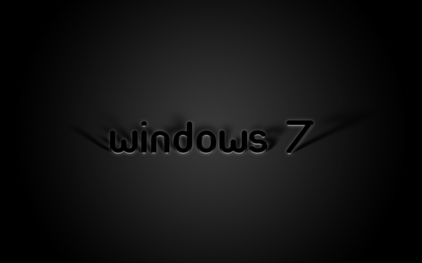 black windows 7 wallpapers wallpaper cave
