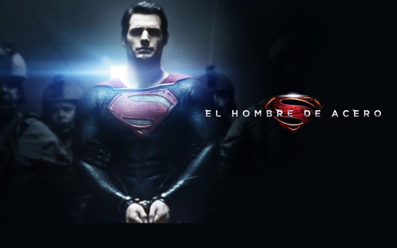Superman Man Of Steel Movie Wallpapers - Wallpaper Cave