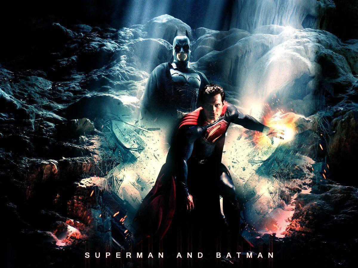 Batman Superman Wallpapers 38301 HD Wallpapers
