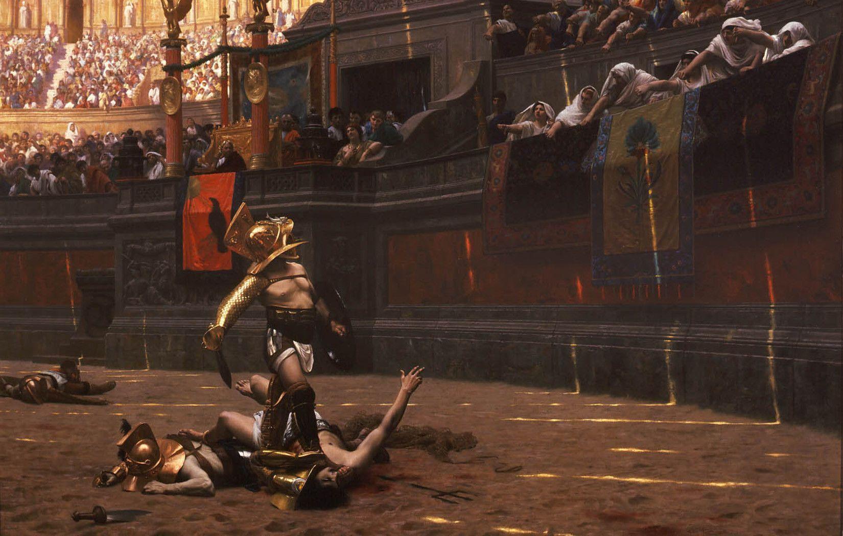 Gladiator Movie Wallpapers - HD Wallpapers Inn