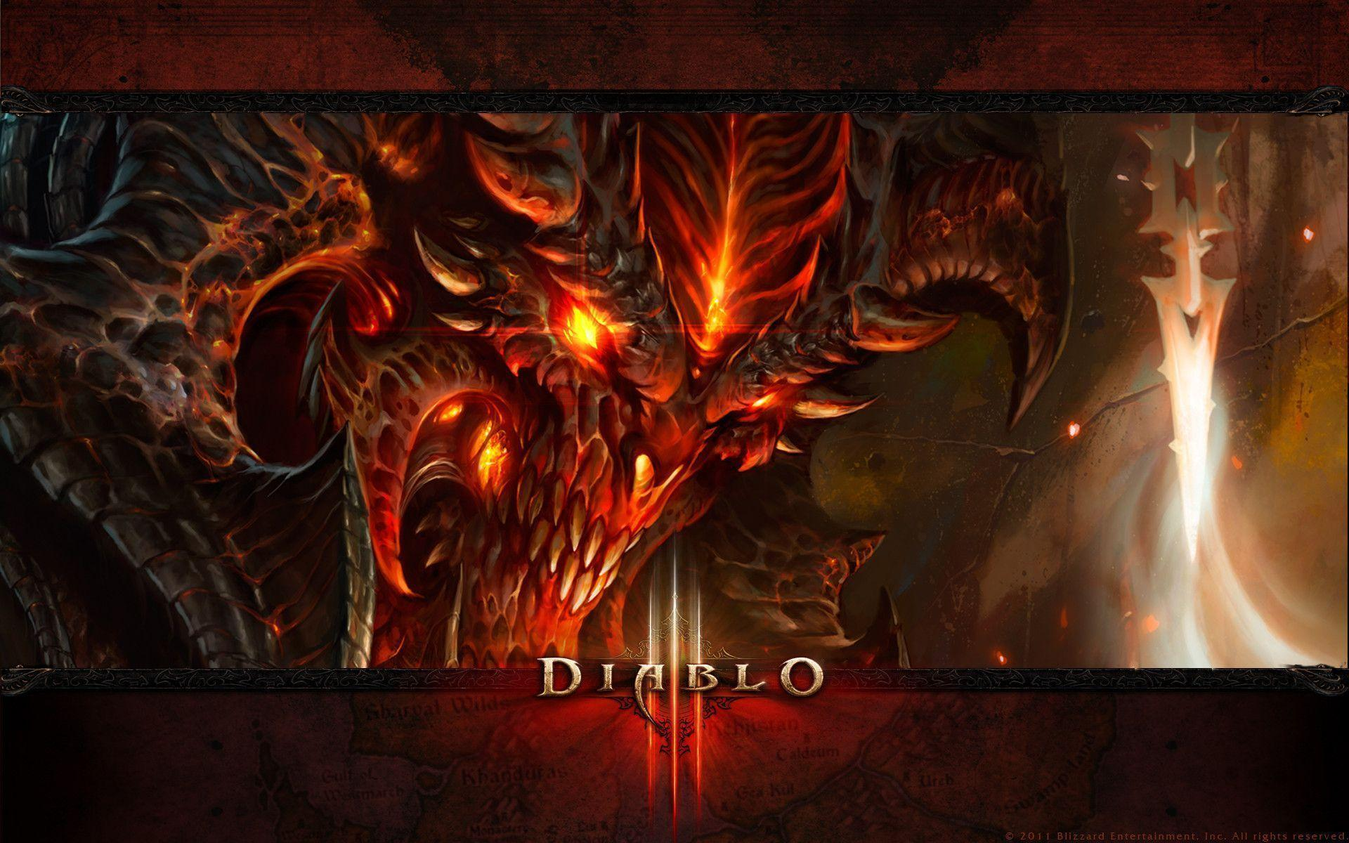 Diablo 3 Wallpaper (HD)