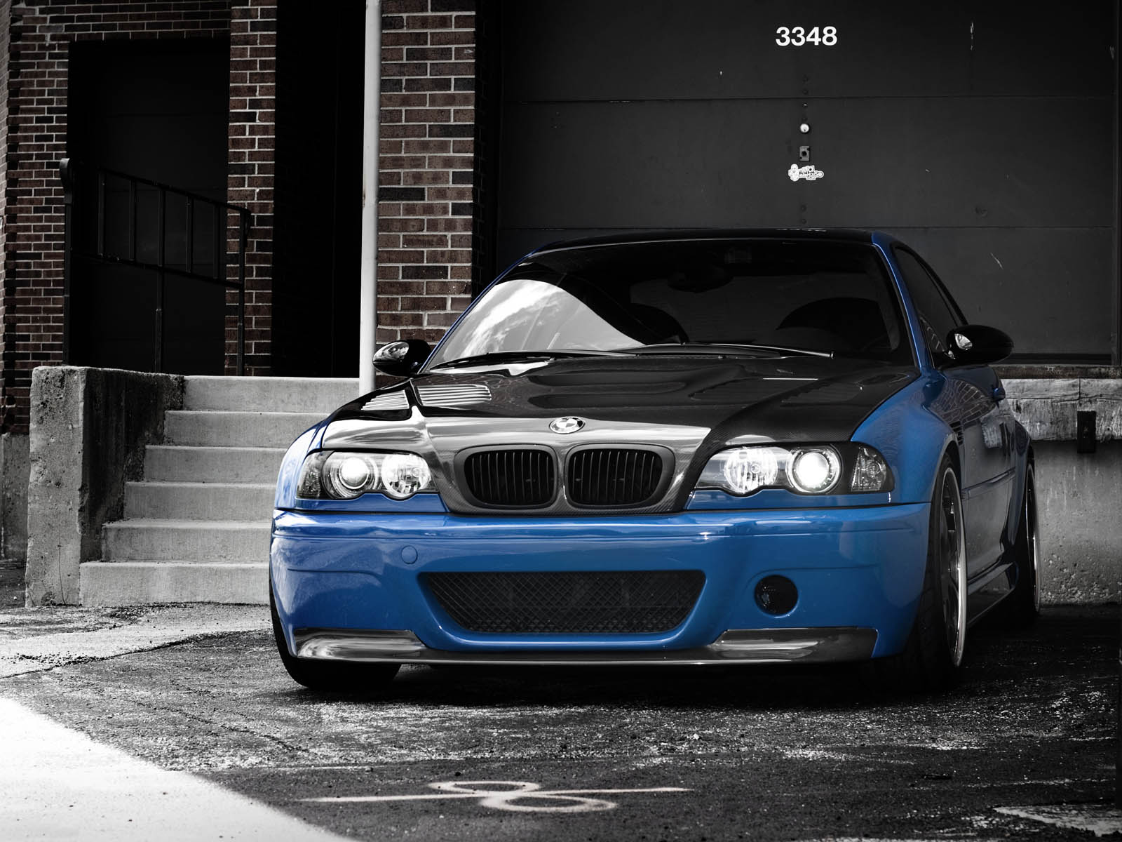BMW M3 E46 CSL Car Wallpapers | Hd Wallpapers