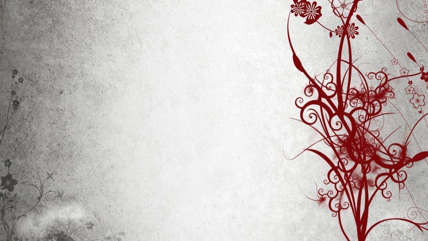 white and red wallpaper - photo #35