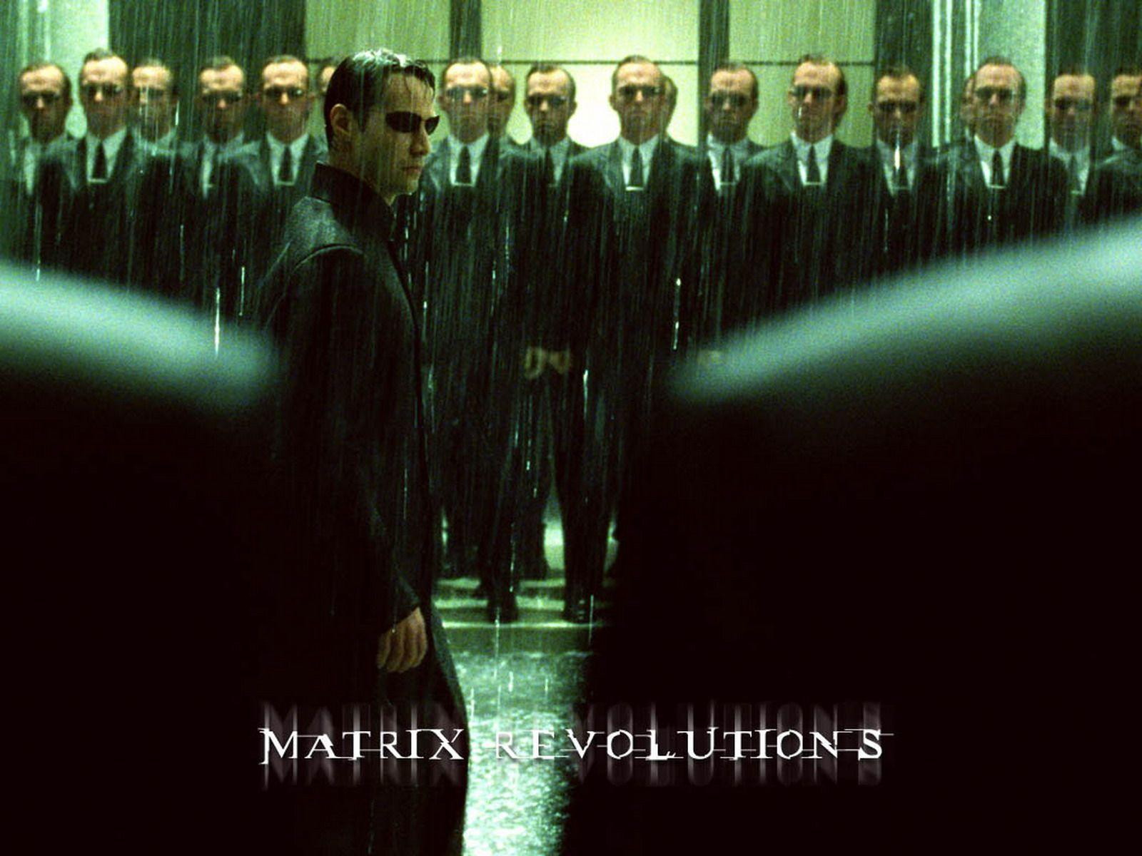 Image For > Matrix Revolutions Movie Poster