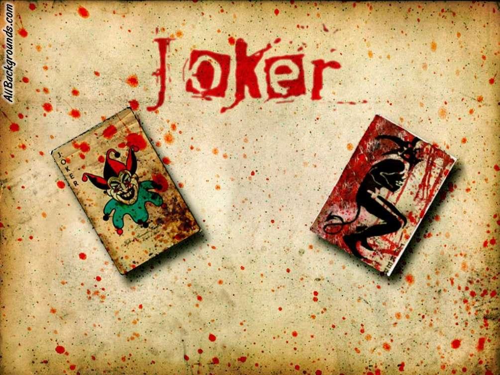 Joker Backgrounds - Wa...