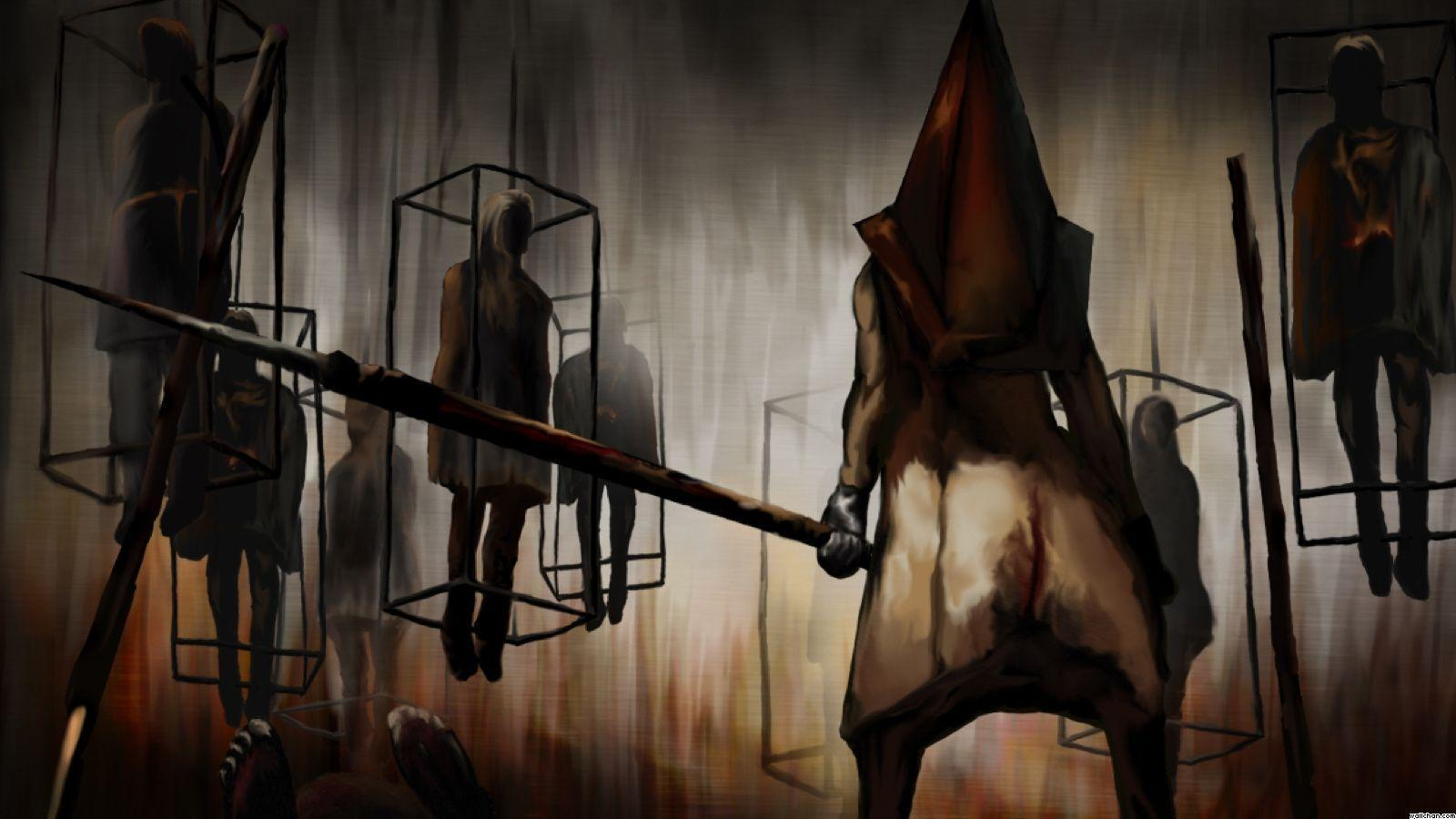pyramid head wallpaper 1280x800 - photo #23