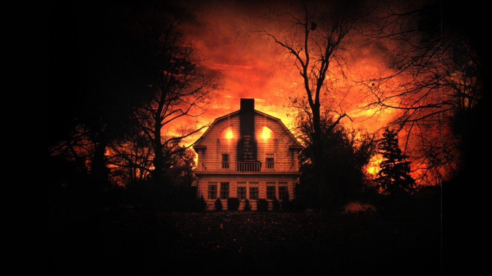 Horror movie backgrounds wallpaper cave for Classic haunted house movies