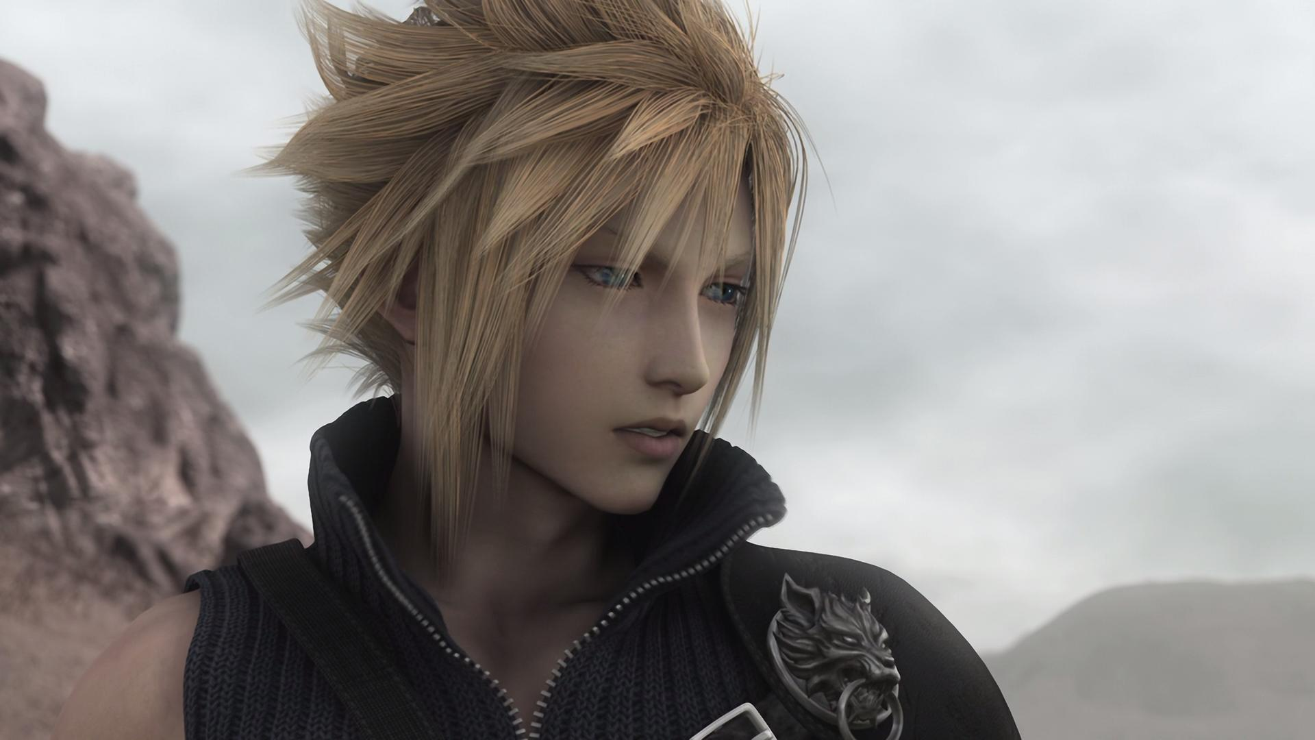 final fantasy cloud wallpapers hd wallpaper cave