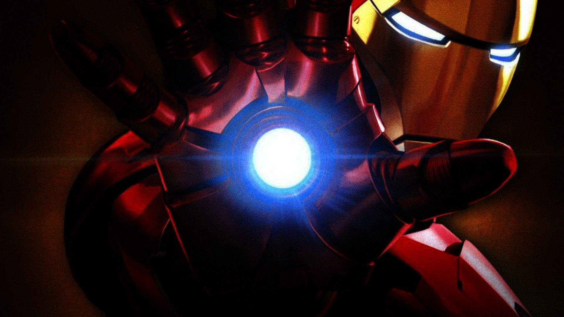 Iron Man Hand Shooting HD Wallpaper - HD Wallpaper Collection - HD ...