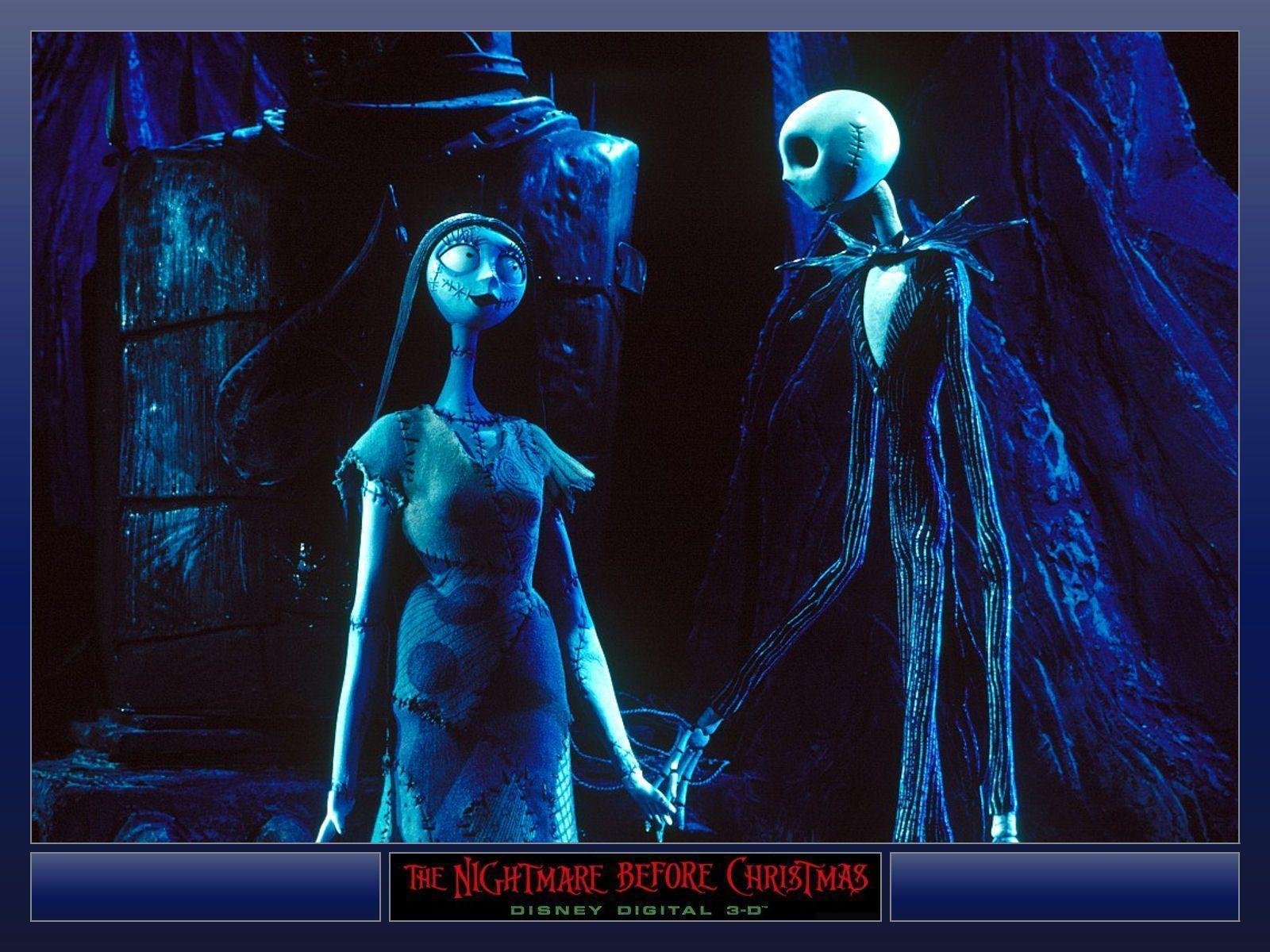 The Nightmare Before Christmas Wallpapers 1600 X 1200