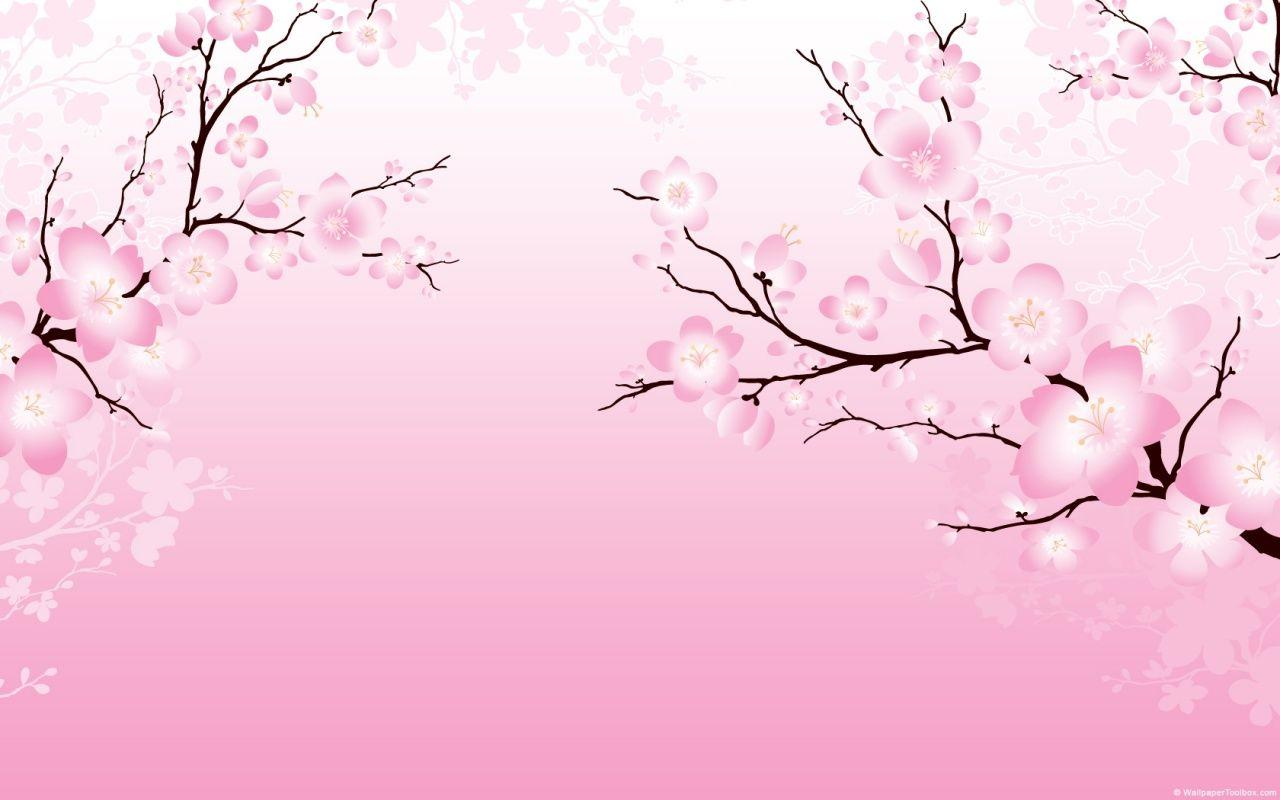 cherry blossem tree background wallpaper - photo #15