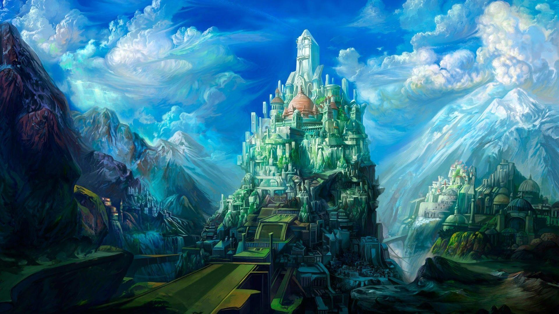 fantasyland : Desktop and mobile wallpapers : Wallippo