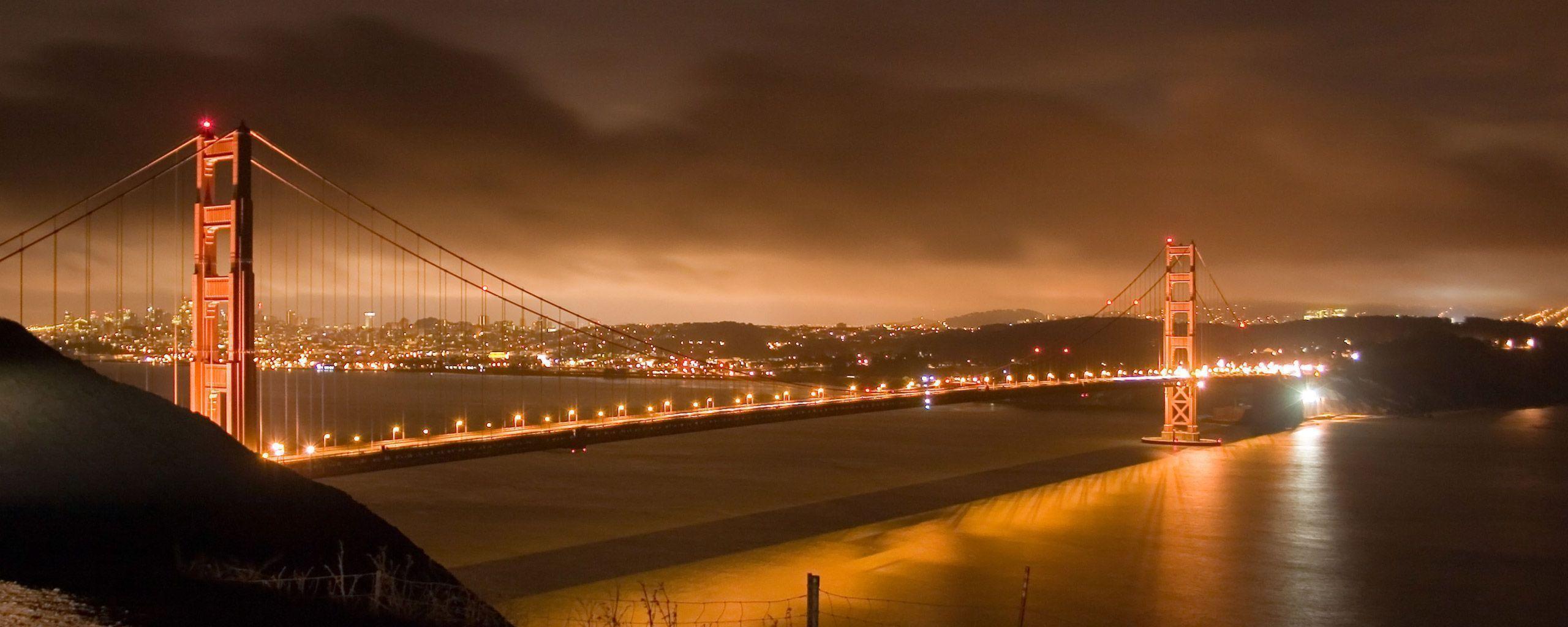 Golden Gate Bridge Wallpaper - Viewing Gallery