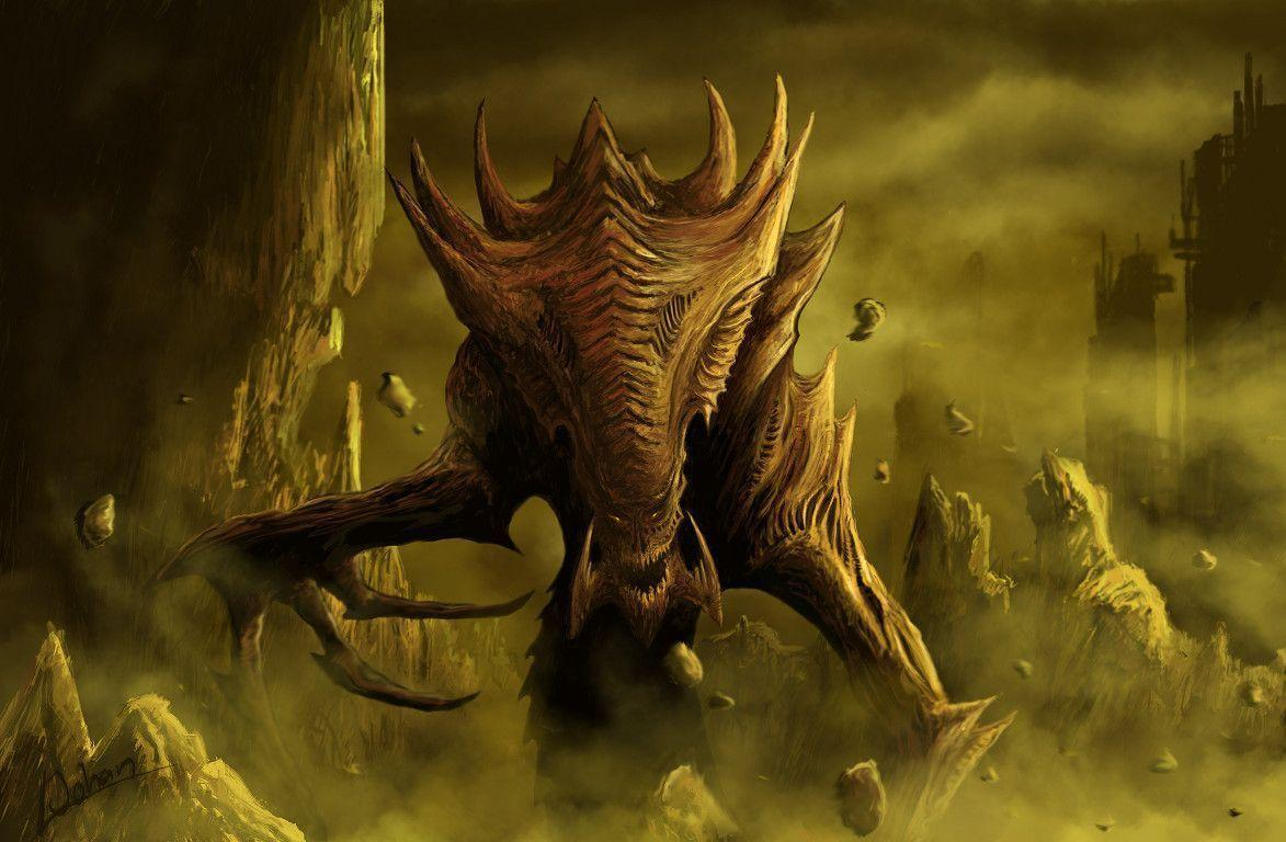 zerg starcraft wallpaper 2560x1440 - photo #32