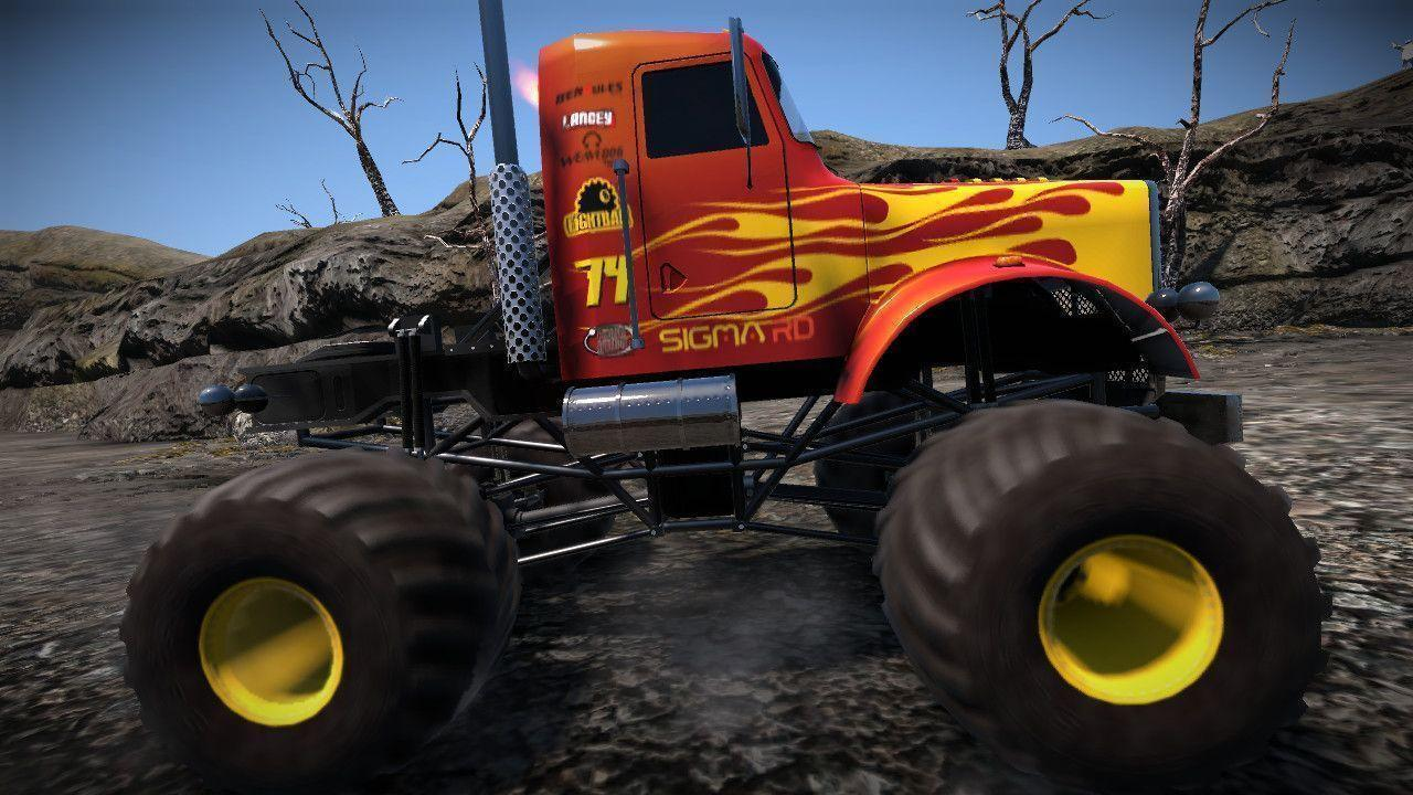 monster trucks wallpapers wallpaper cave