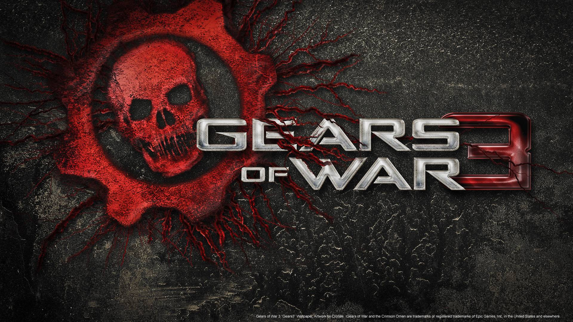 wallpapers de gears of war