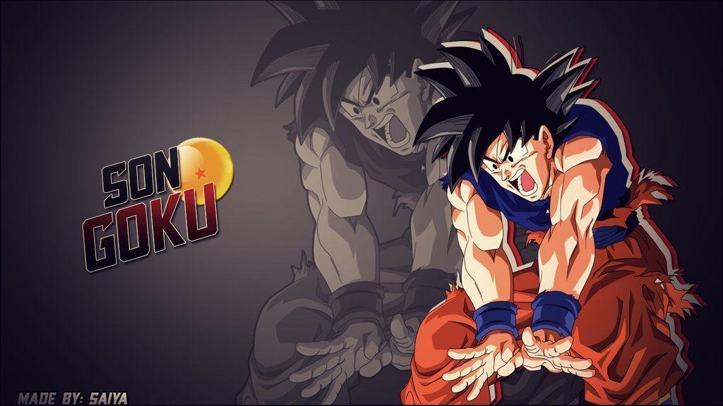 Goku Wallpaper | coolstyle wallpapers.