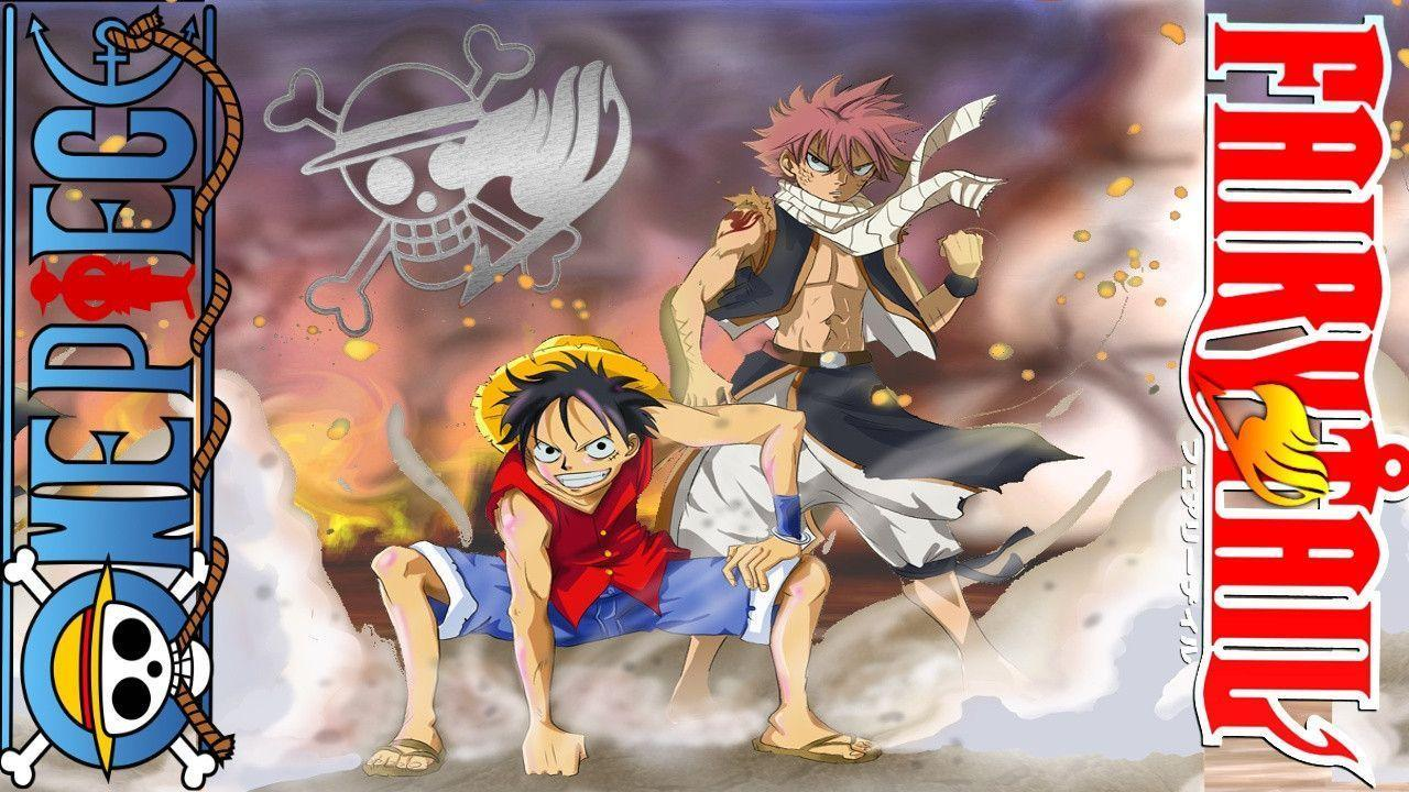 DeviantArt: More Like One Piece x Fairy Tail Wallpapers 1 by WeArFans