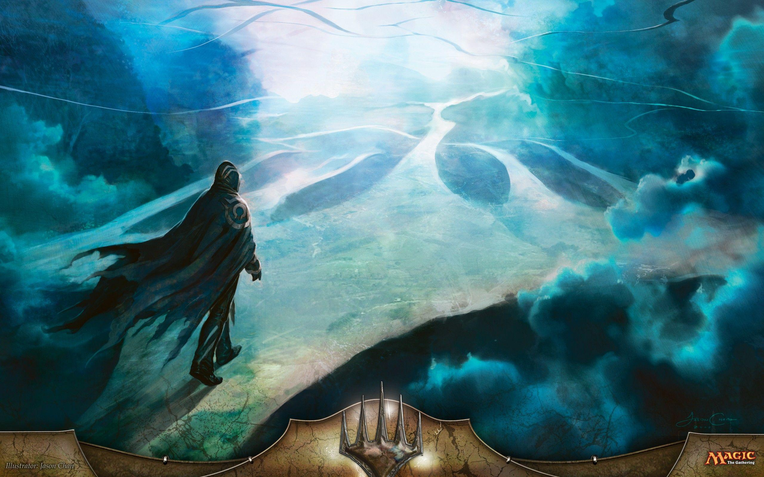 magic the gathering desktop backgrounds wallpaper cave
