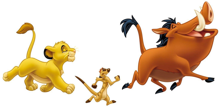 lion king timone