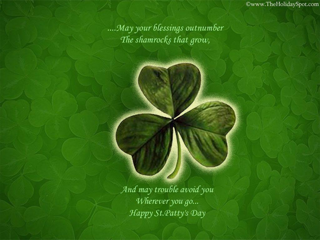 simple st patrick wallpaper - photo #21