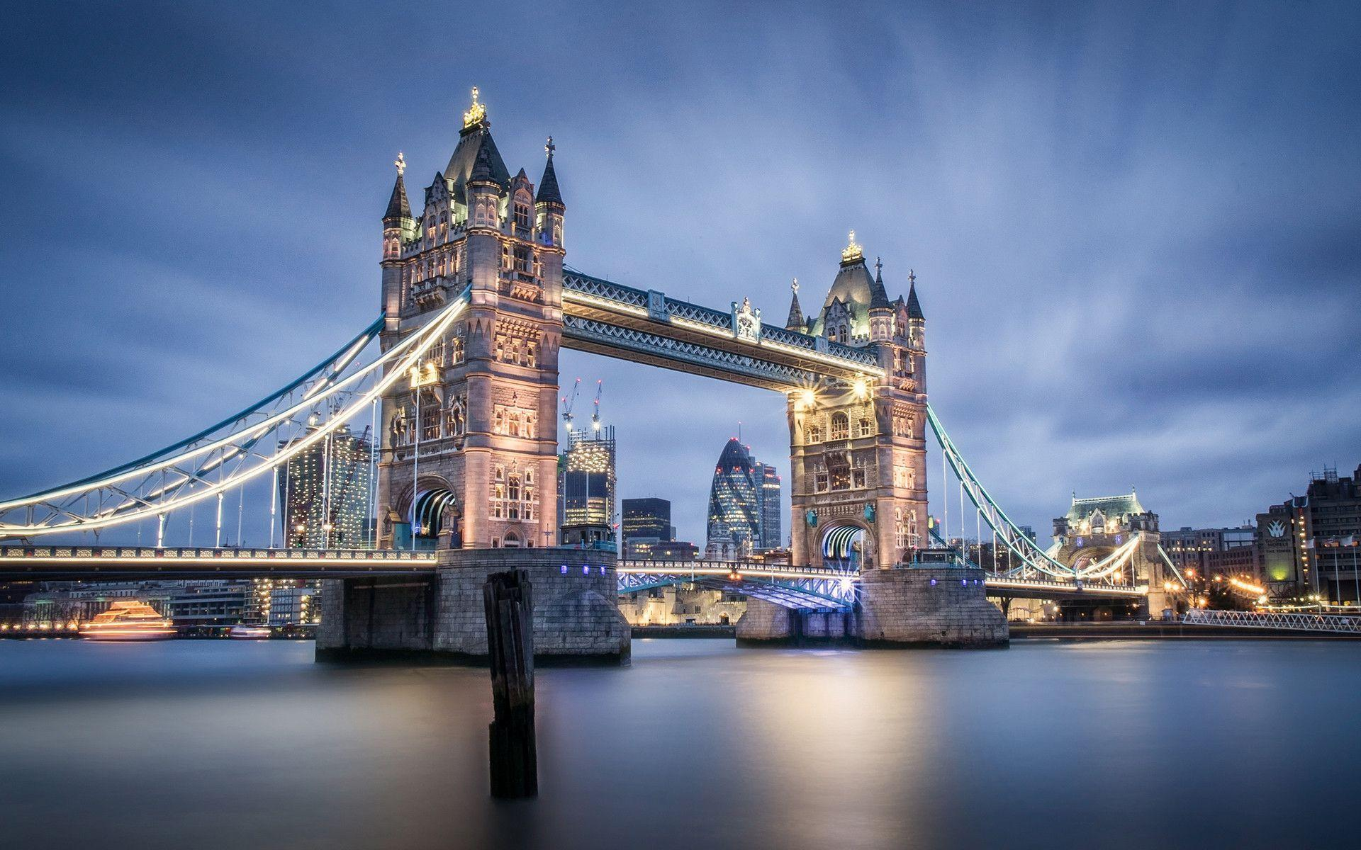 wallpaper bridge london scenic - photo #4