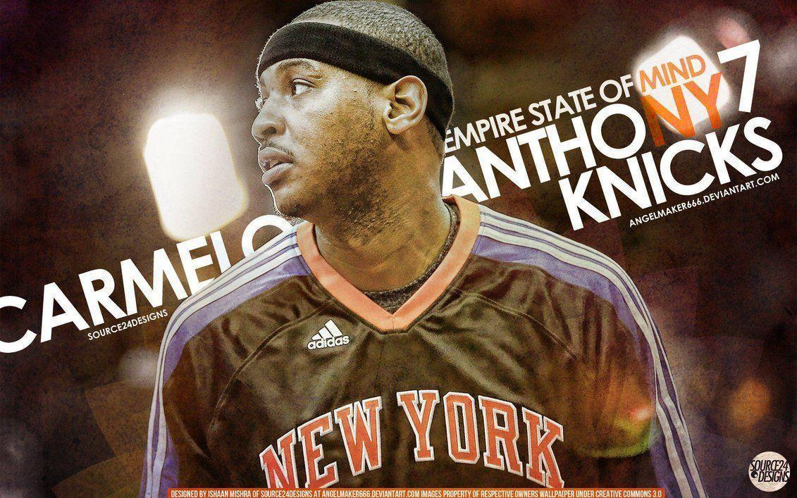 Carmelo Anthony Slam Dunk