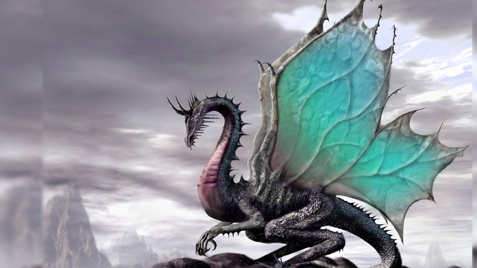 dragon wallpaper widescreen high resolution - photo #2