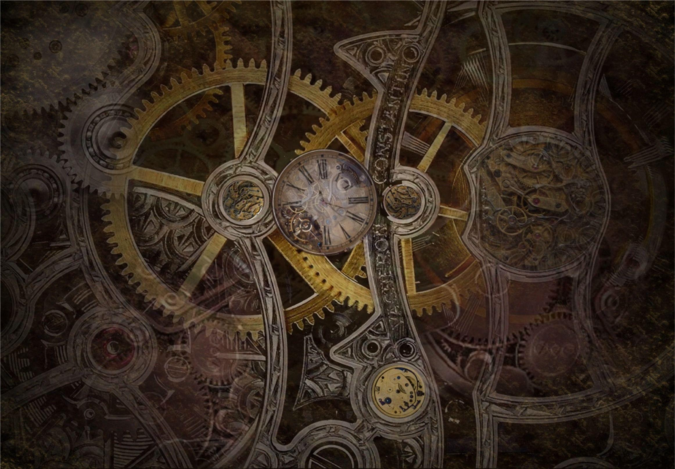 Steampunk Wallpapers and Backgrounds