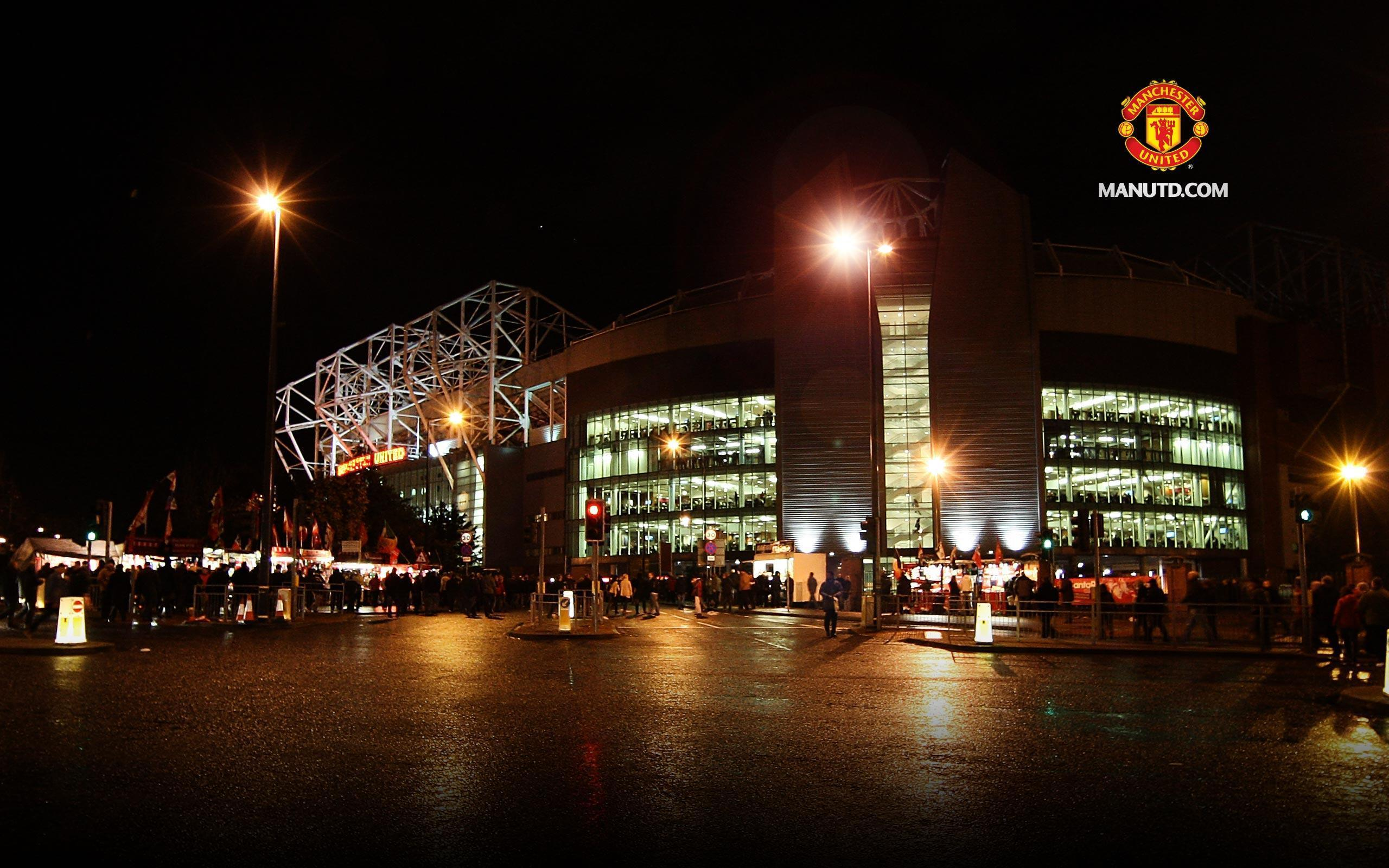 Manchester United Old Trafford Free 352x416 Wallpapers Download