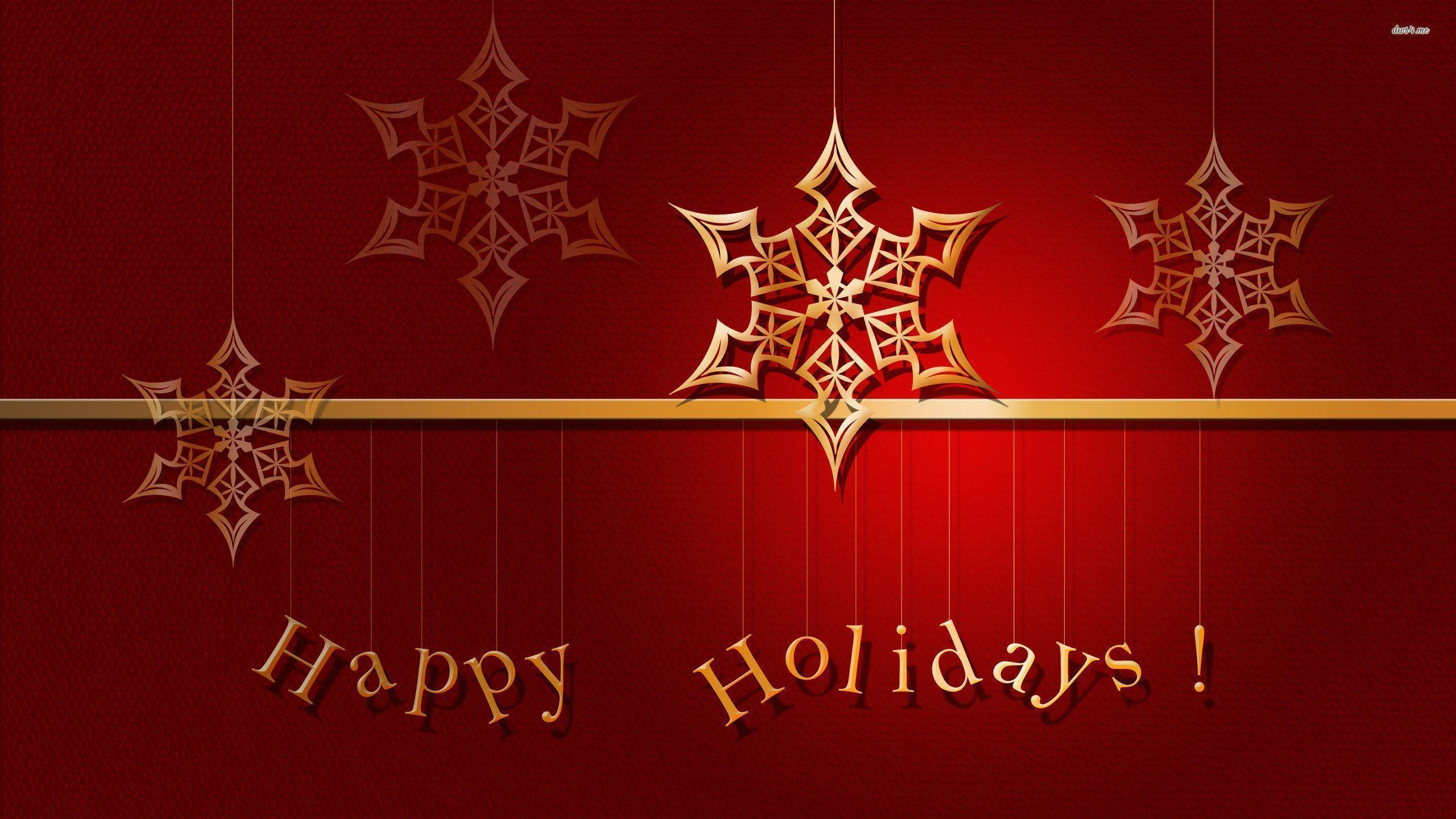 happy holidays backgrounds - wallpaper cave