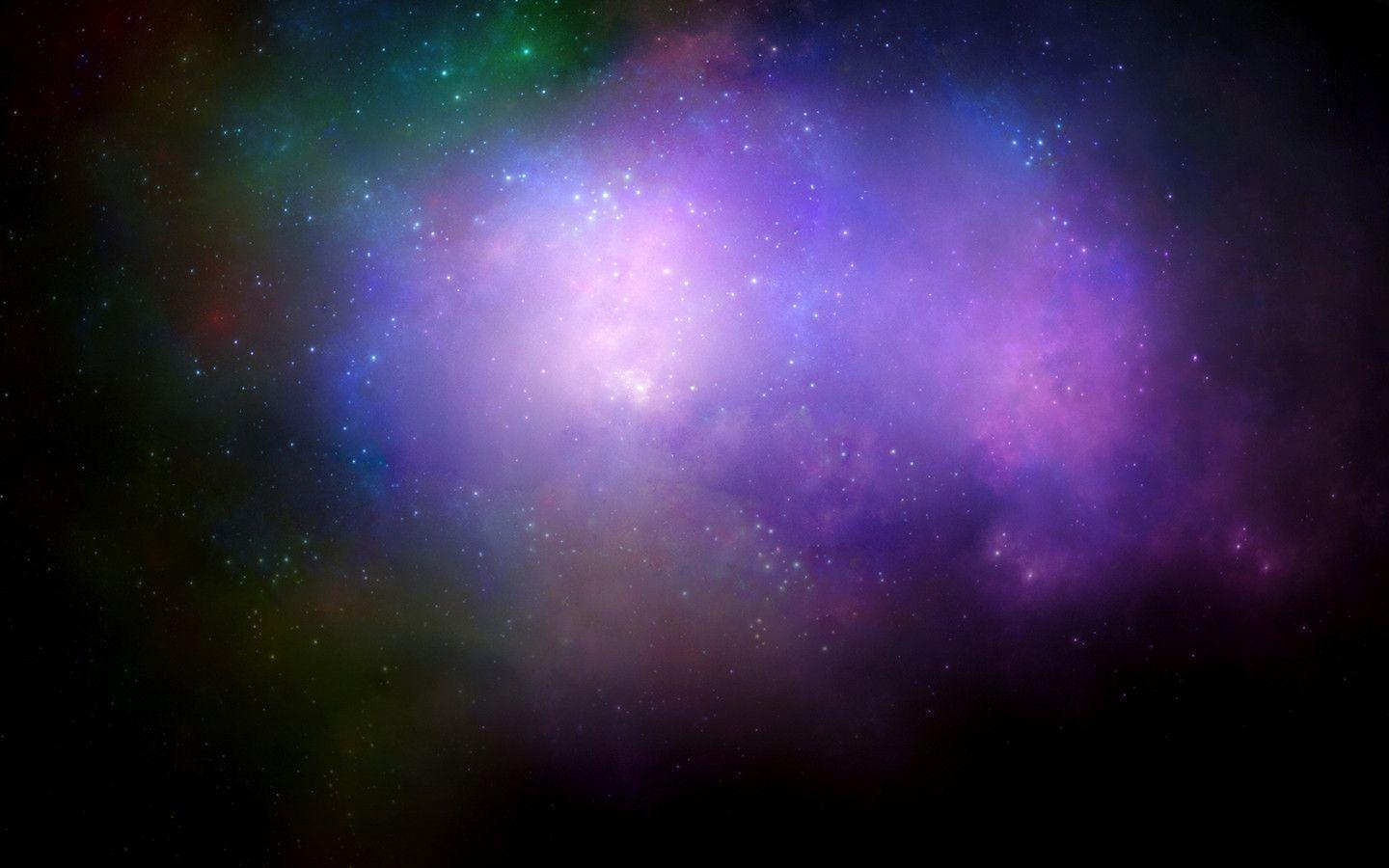 Wallpapers For > Purple Galaxy Backgrounds