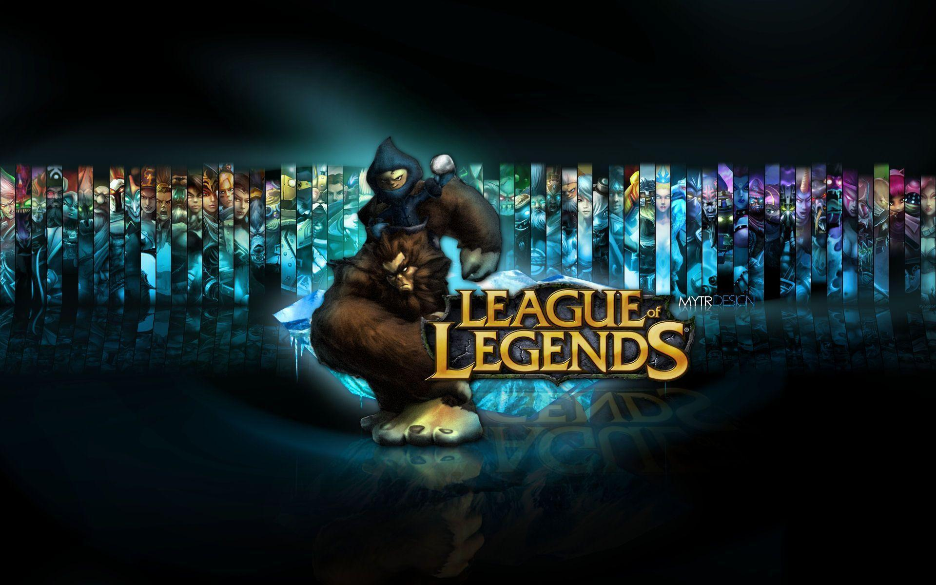 Wallpapers For > League Of Legends Wallpapers