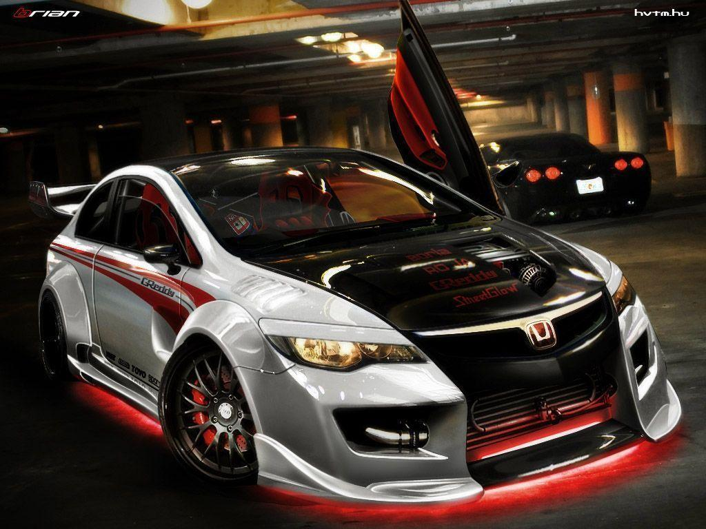 Honda Civic Type R Modification Wallpapers