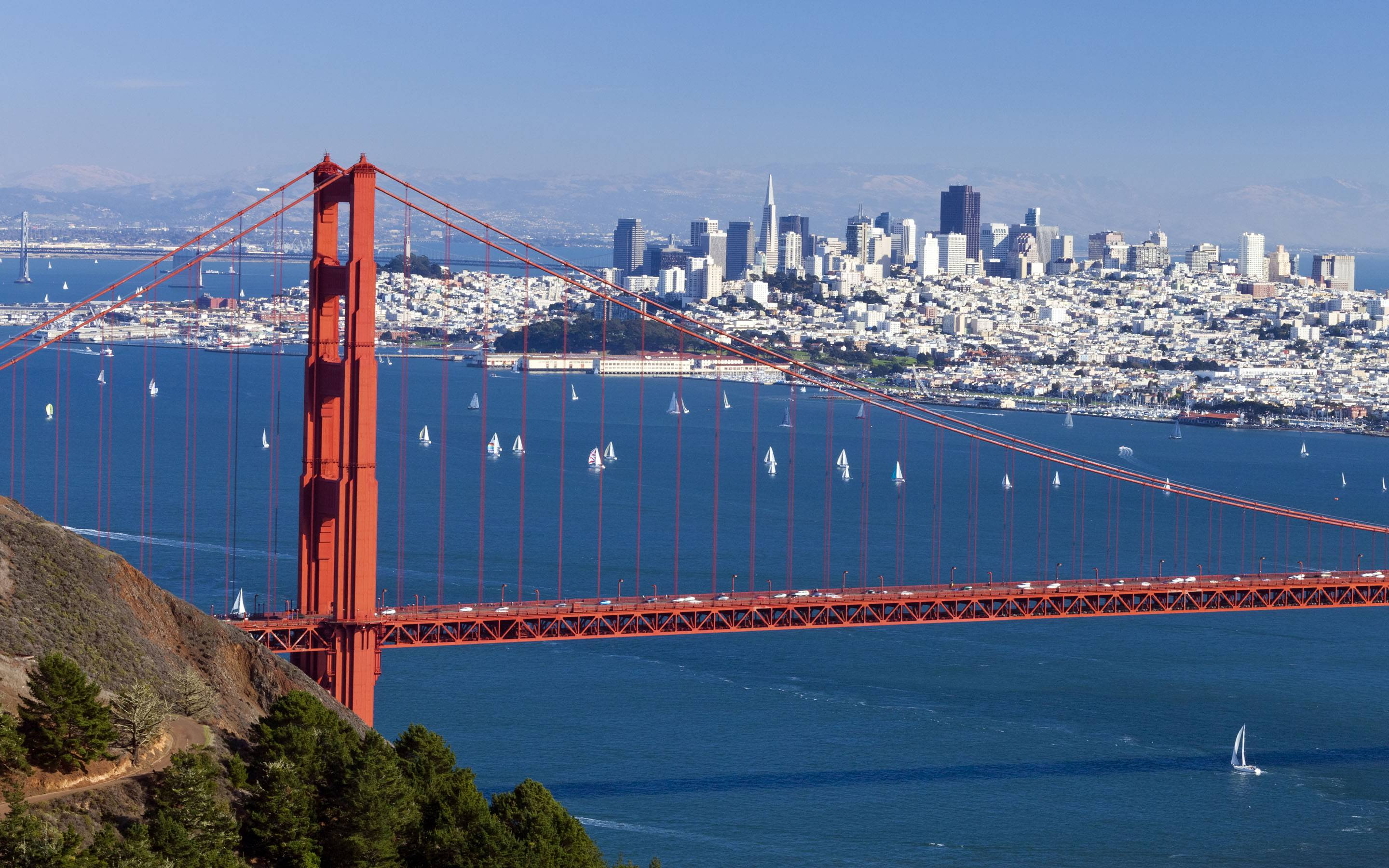 Golden Gate Bridge : History, Park and Photo Gallery
