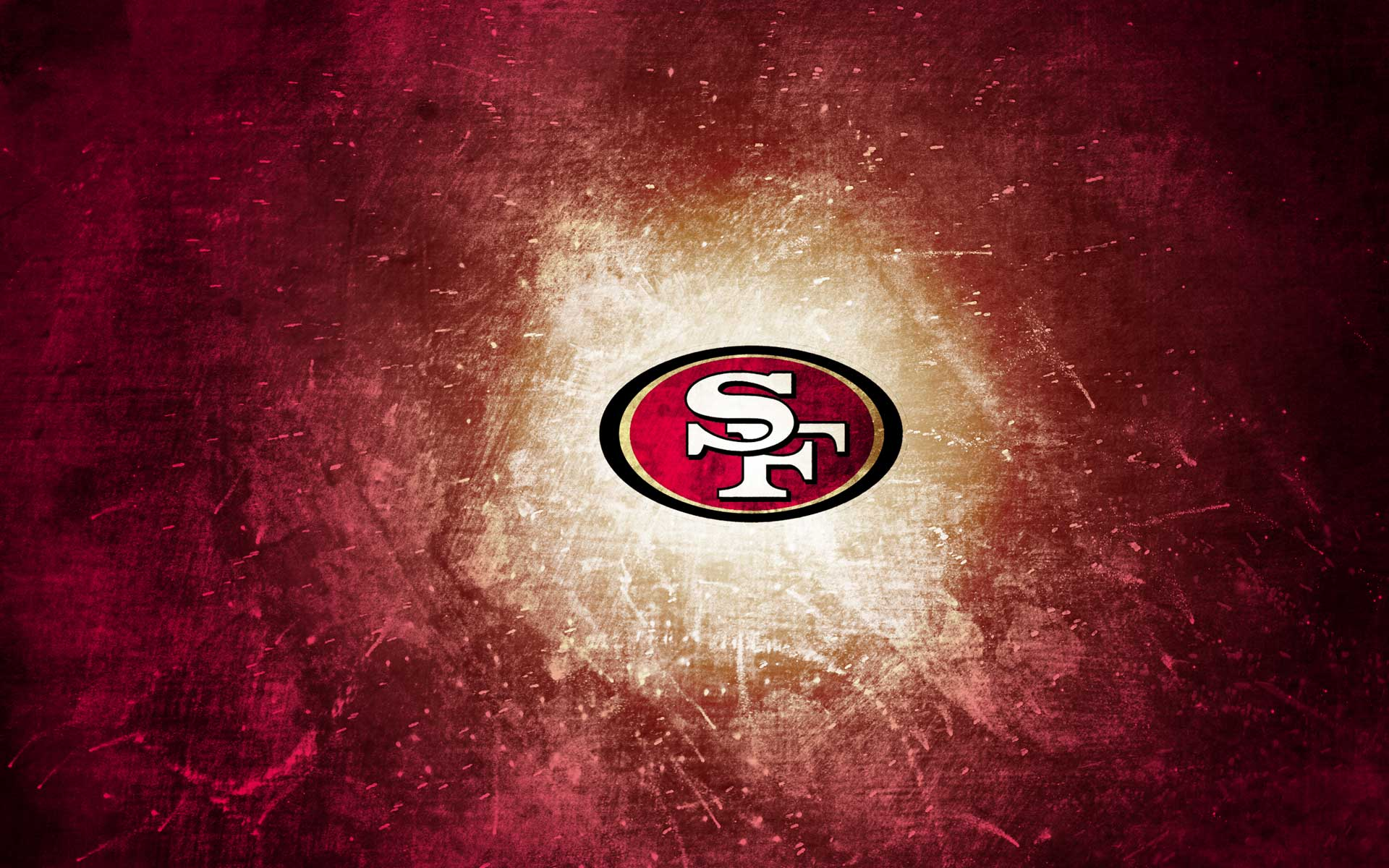 49ers Logo HD Wallpaper Wide or HD | Sports Wallpapers