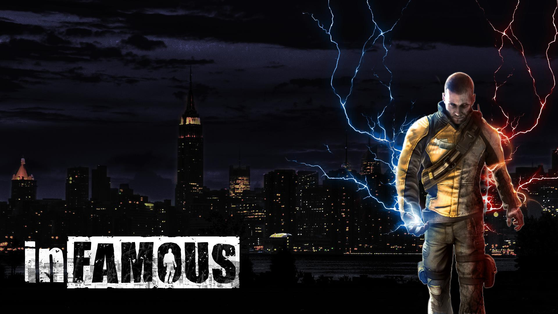 InFAMOUS Image 7194 HD Wallpapers Pictures
