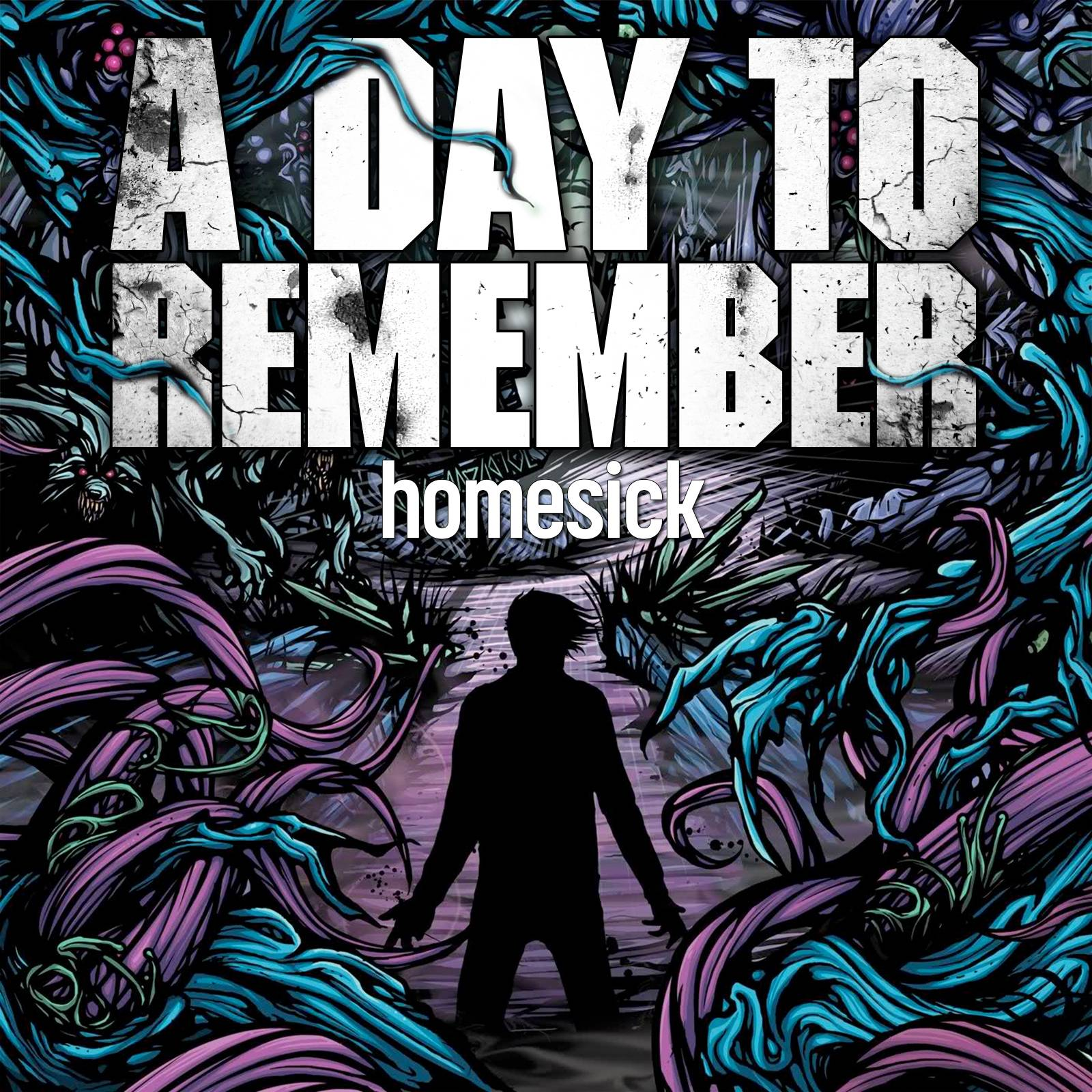 A Day To Remember Homesick Wallpapers - Wallpaper Cave A Day To Remember Homesick Album Cover
