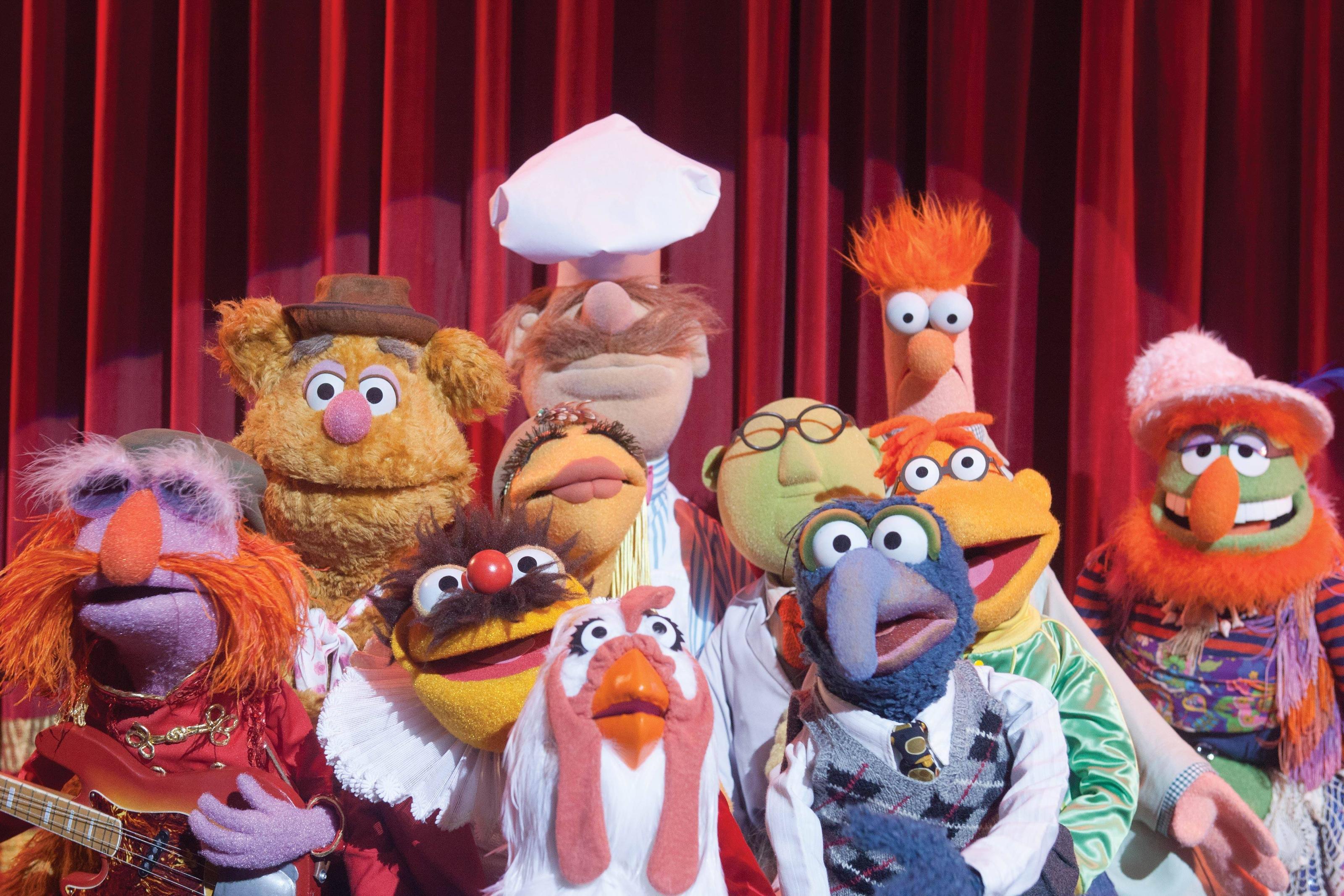 animal muppets wallpaper - photo #7