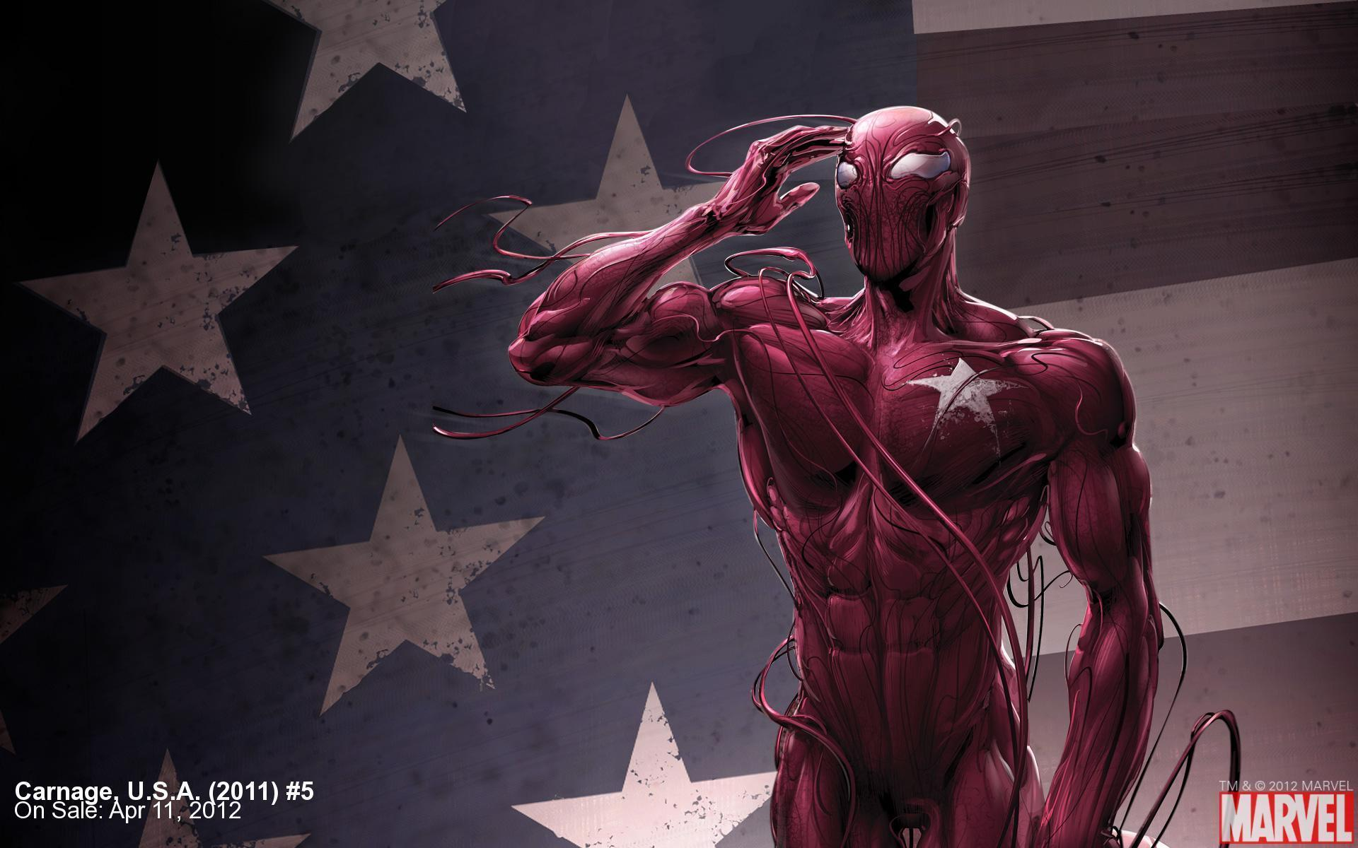 Wallpapers For > Marvel Carnage Wallpapers