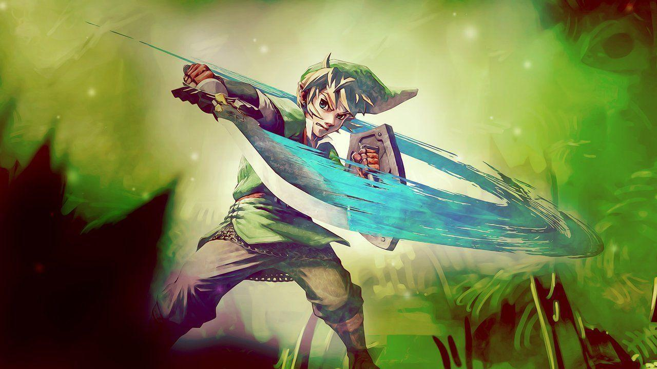 hd zelda wallpapers - photo #38