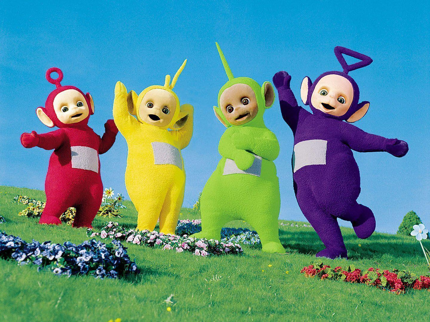 Image result for teletubbies wallpaper hd